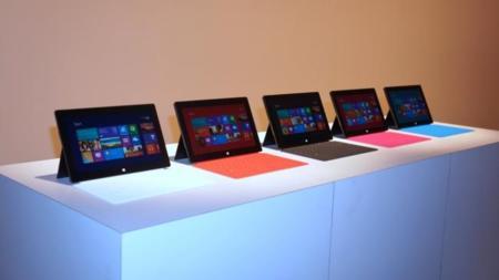 La segunda generación de tablets Microsoft Surface será anunciada el 23 de septiembre
