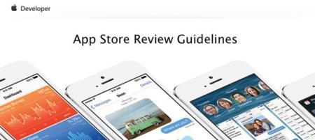 Review Guidelines, Apple actualiza su listado de reglas para las aplicaciones de iOS