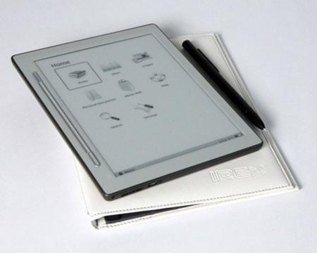 iRex DR800SG, lector de libros electrónicos con conectividad 3G