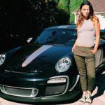 Su primera vez con un manual ha tenido que ser con un Porsche 911 GT3 RS 4.0