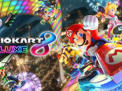Oferta Premium: Mario Kart 8 Deluxe, para Nintendo Switch, por 46,90 euros y envío gratis