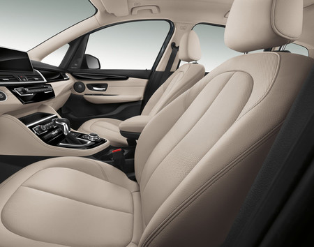 Bmw Serie 2 Gran Tourer - interior