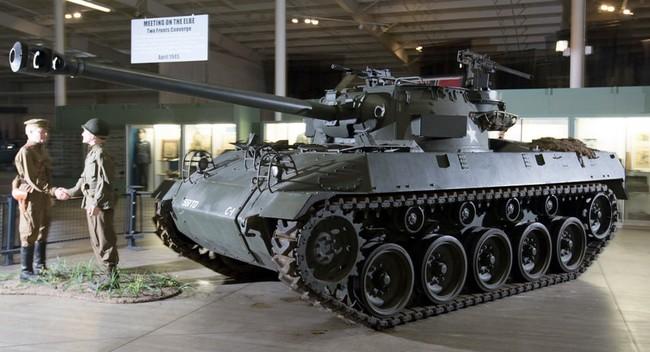 """A subasta el Buick M18 """"Hellcat"""": el cazatanques que Buick fabricó durante la Segunda Guerra Mundial"""