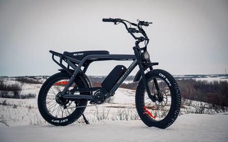 Biktrix Moto Snow