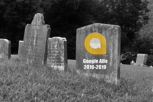 Hasta nunca, Google Allo: repasamos la corta vida de la app de mensajería de Google
