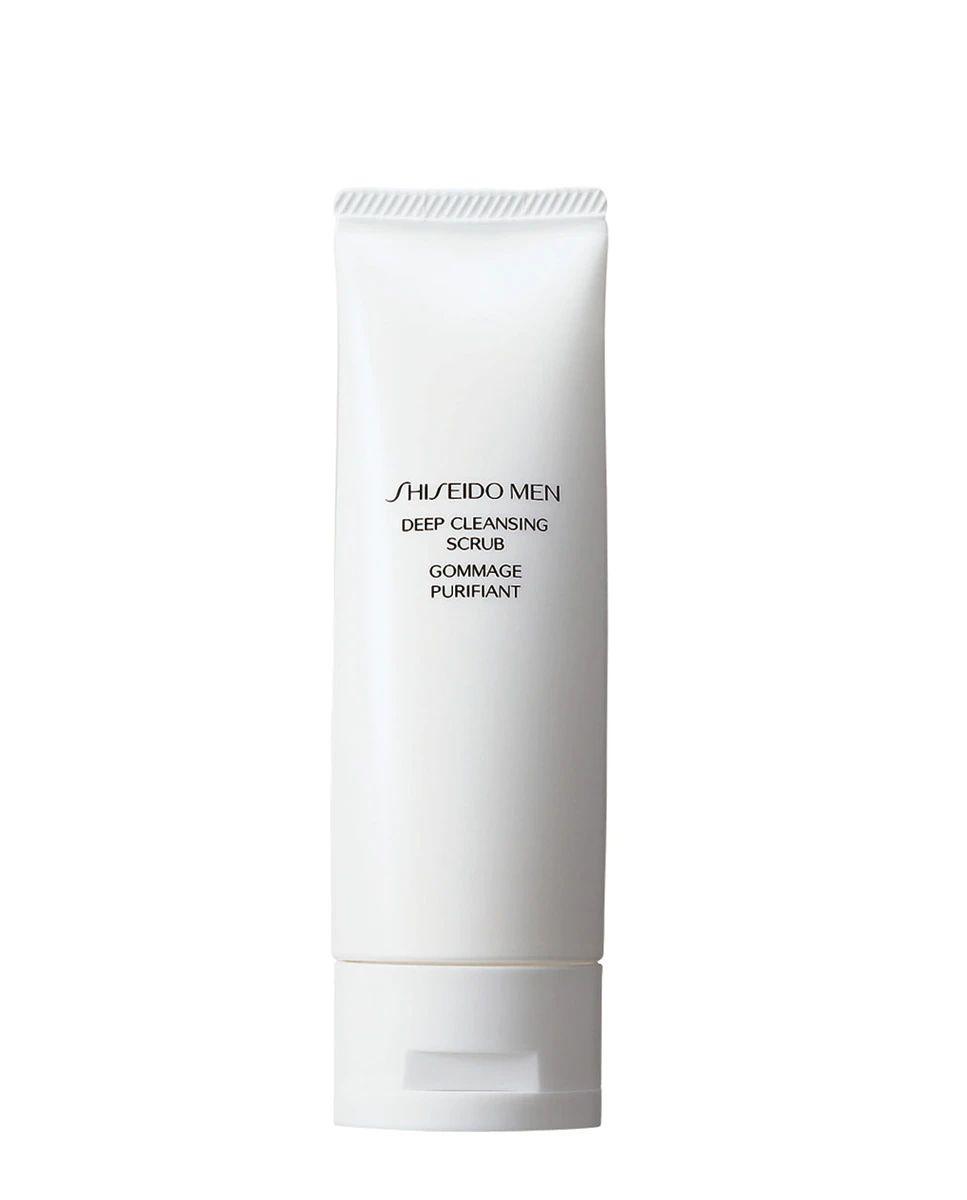 Exfoliante deep cleansing scrub Shiseido Men