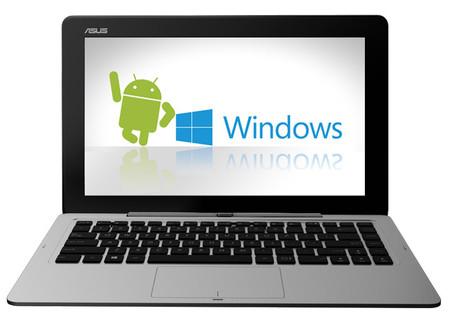 Los dispositivos de ASUS con dual-boot de Windows y Android  podrían llegar a morir