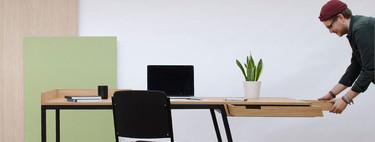 El premio Northern Design Award del 2019 es para el escritorio 925 diseñado para los que trabajan desde casa