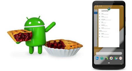 Android Pie facilita la personalización de la vista de apps recientes por parte de los lanzadores