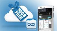 50 GB gratis en Box para usuarios de teléfonos Xperia