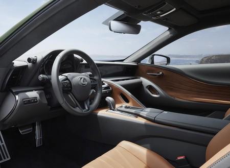 Lexus Lc 2021 5 Interior