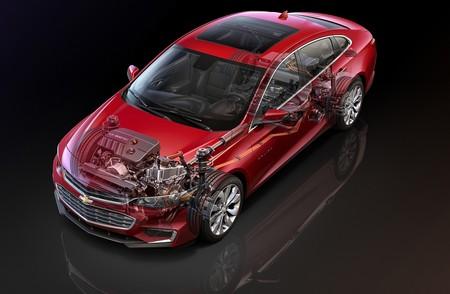 Chevrolet Malibu Hybrid Desaparece En 2020 6