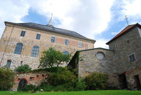 La fortaleza Akershus de Oslo