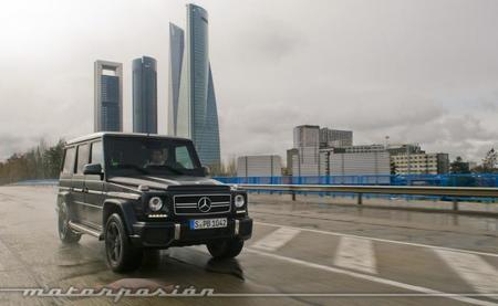 Mercedes Clase G 63 AMG, prueba (parte 2)
