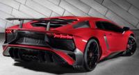 El Lamborghini Aventador SV podría buscar un tiempo en Nürburgring Nordschleife