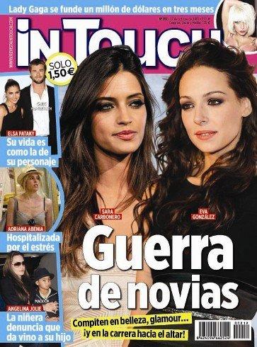 Sara Carbonero y Eva González: guapa tú, no tú más, no tú mucho más...