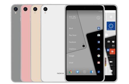 Nokia C1, imagen filtrada del que sería el próximo Nokia con Android