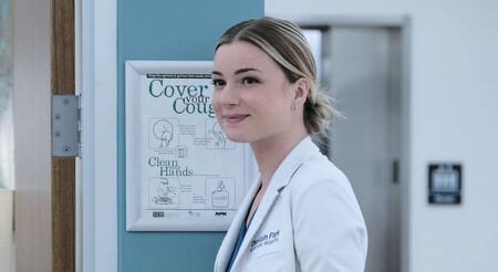 'The Resident' pierde a uno de sus protagonistas: Emily VanCamp deja la serie tras cuatro temporadas