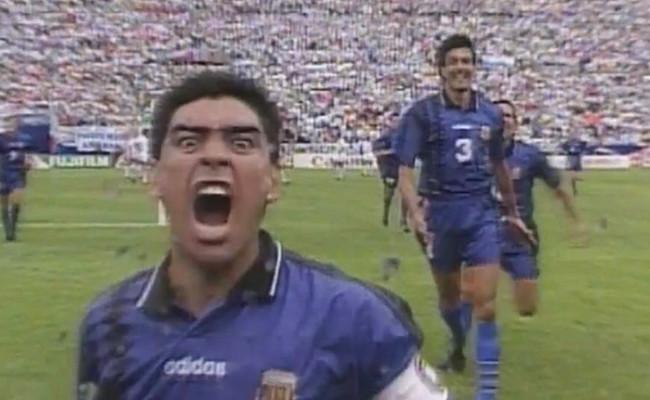 Jugó, venció, meó, perdió: auge y ocaso de Diego Armando Maradona en Estados Unidos