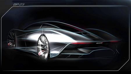 Solo los más leales a McLaren podrán pagar los 2,3 millones que costará el BP23, el hiperdeportivo más salvaje