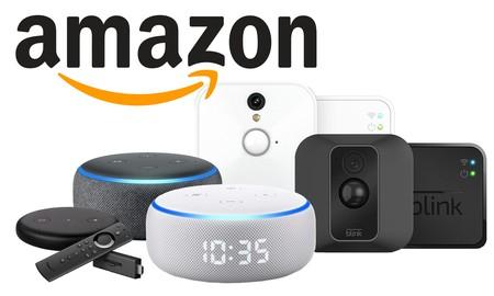 Echo, Blink o Fire TV Stick: dispositivos de Amazon que puedes encontrar más baratos en estos momentos