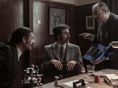 'El Ministerio del Tiempo' vuelve con un excelente episodio centrado en Buñuel y 'Viridiana'