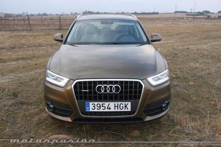 Audi Q3 2.0 TDI S-Tronic, prueba (equipamiento y seguridad)