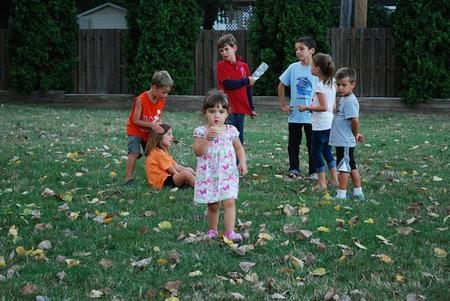 Los niños con menor carga de actividades estructuradas son más capaces de definir y alcanzar metas propias