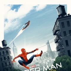 Foto 8 de 15 de la galería carteles-de-spider-man-homecoming en Espinof