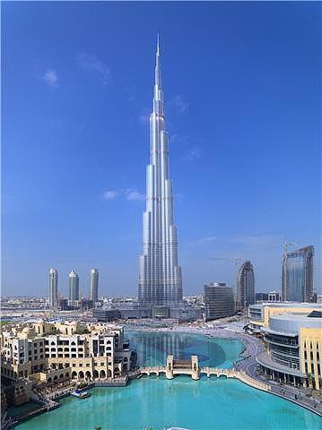 Foto de 'Burj Khalifa', nueva torre mítica en Dubai (4/5)