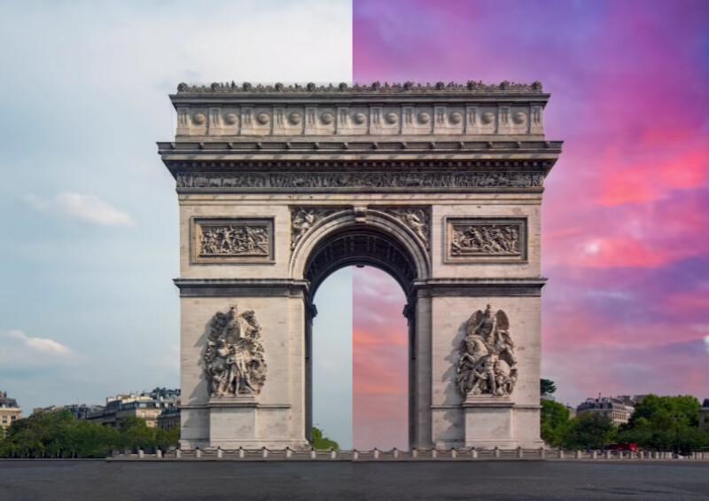 Adobe asegura que Photoshop pronto será capaz de reemplazar el cielo de nuestras fotos usando inteligencia artificial