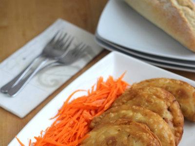 Receta de empanadillas de carne, ¿fritas o al horno?