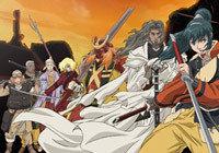 Samurai 7, lo próximo en anime de Cuatro