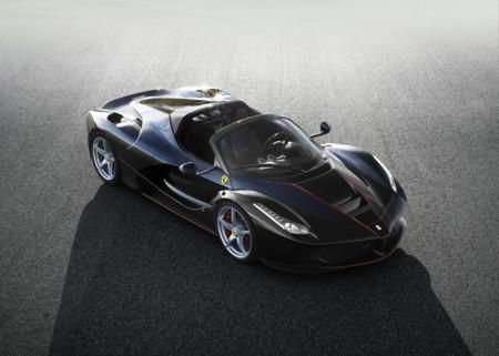 Ya puedes dejar de soñar, este es el Ferrari LaFerrari Aperta (Spider)