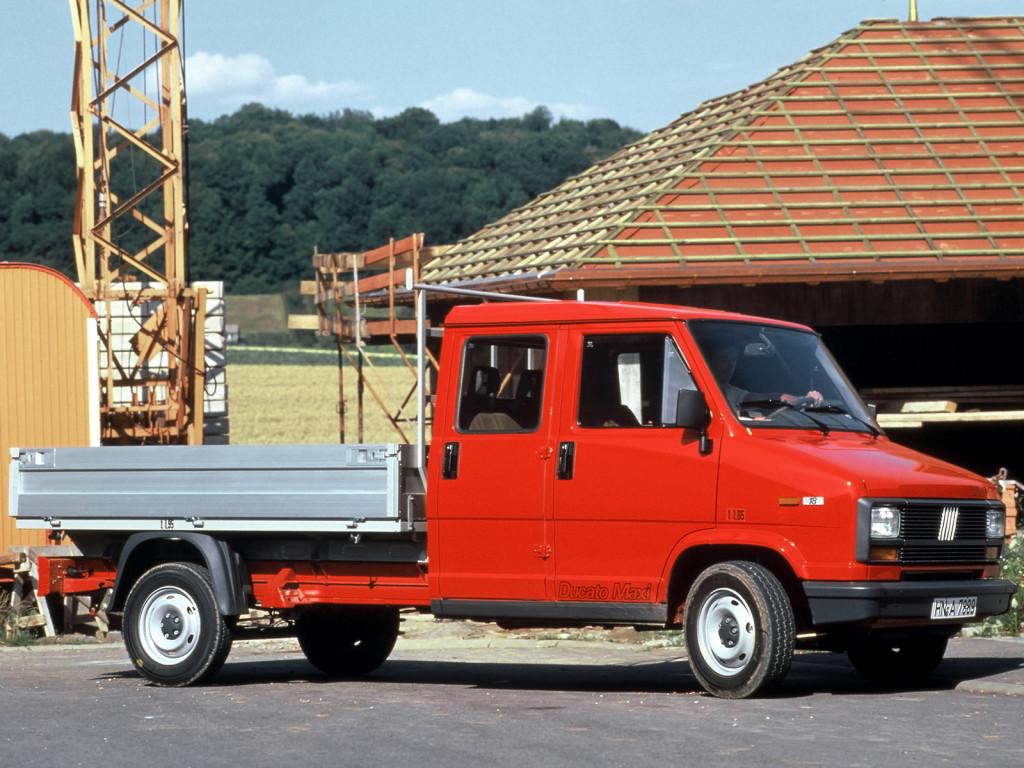 Foto de Fiat Ducato 280 - 1981-1990 (12/23)