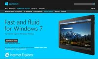 Llega la versión final de Internet Explorer 10 para Windows 7
