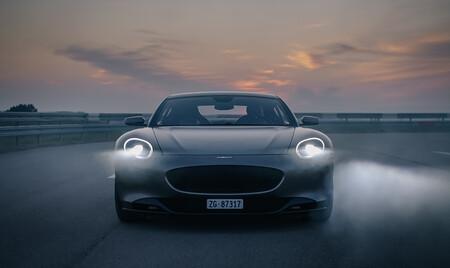 El Piëch GT es un escultural superdeportivo eléctrico de 612 CV que quiere emular los clásicos gran turismo de gasolina