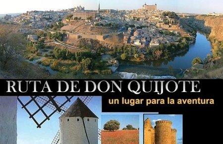 Las diez rutas de Don Quijote