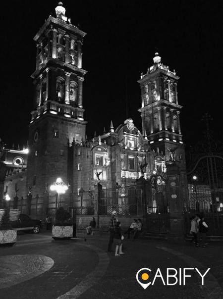 Cabify Puebla 2