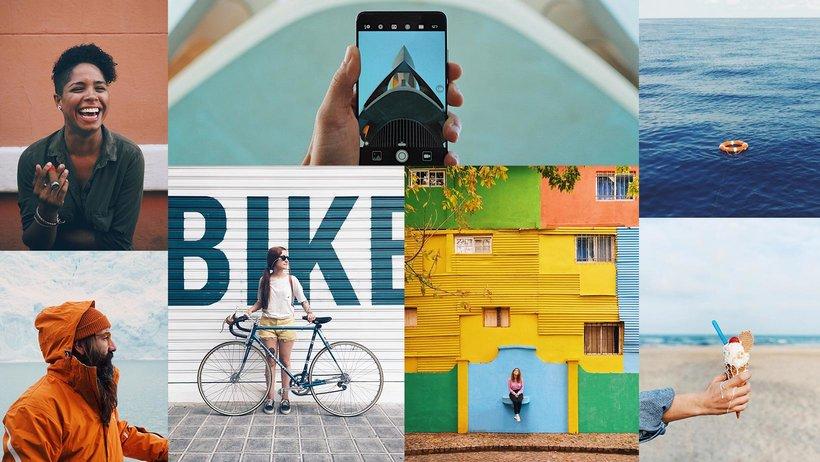 Fotografía y composición para Instagram: Un curso de Héctor Merienda. Diseñador gráfico e instagrammer