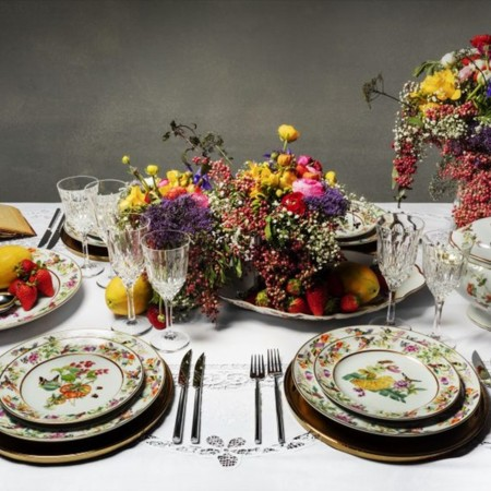 Paço Real, la colección más palaciega de Vista Alegre, llega a nuestras mesas