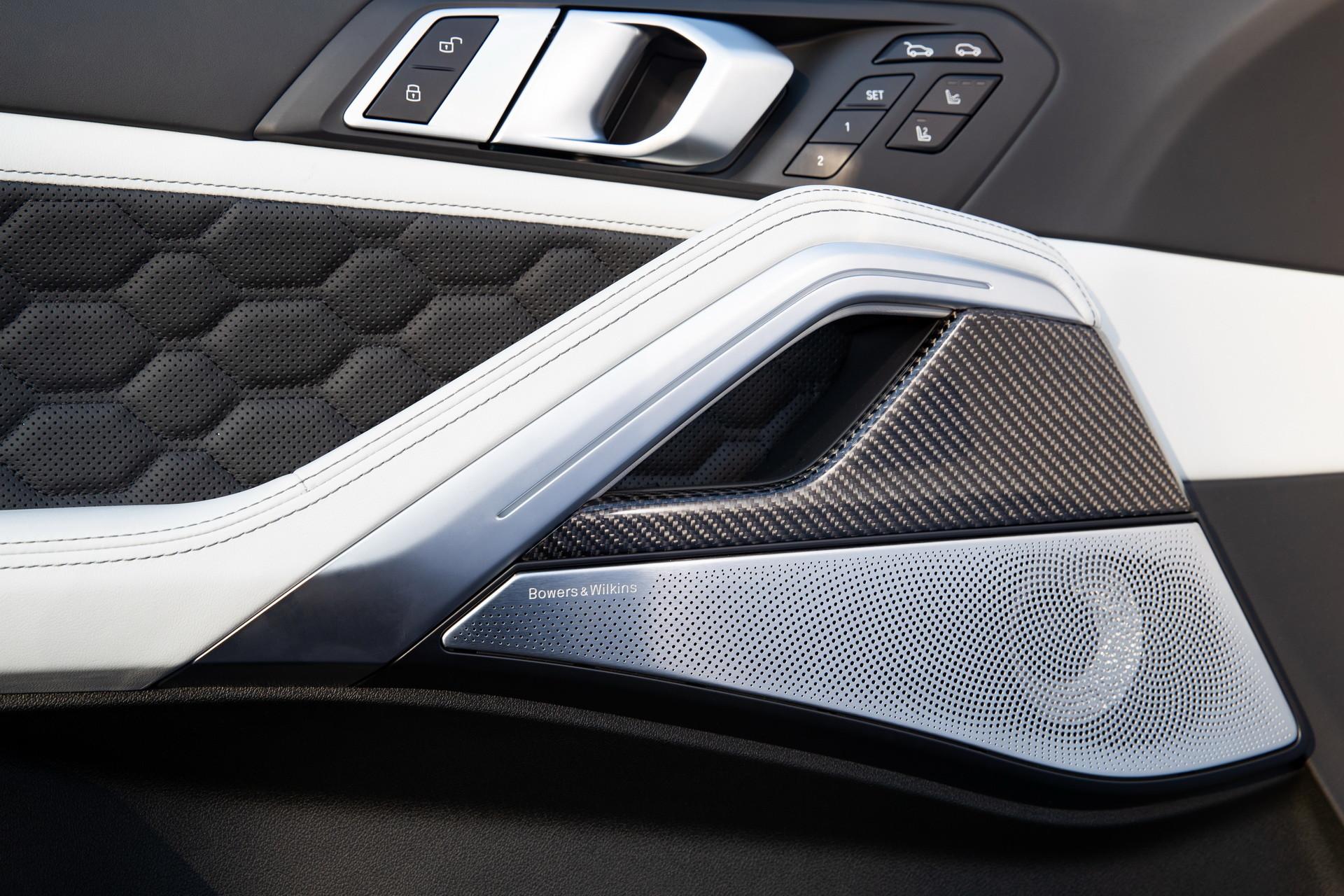 Foto de BMW X5 y X6 M Competition (30/31)