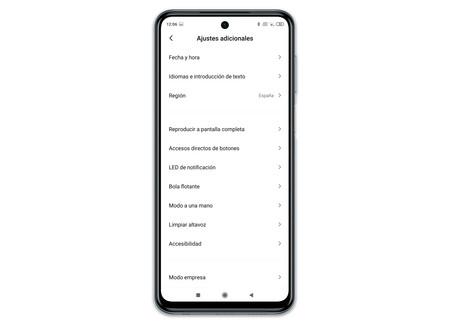 Xiaomi Redmi Note 9 Pro 04 Ajustes Adicionales