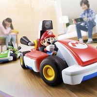 Mario Kart Live: Home Circuit convertirá nuestra casa en una pista de carreras de realidad aumentada con coches por radiocontrol