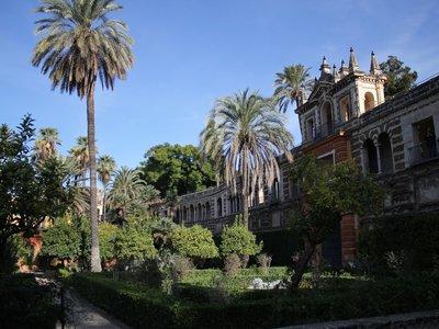 Visita al Real Alcázar de Sevilla