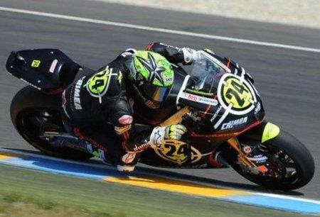 MotoGP Francia 2010: Toni Elías continúa metiendo miedo a sus rivales en Moto2