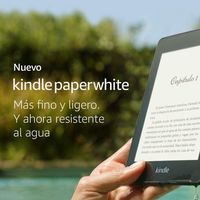 El nuevo Kindle Paperwhite rebajado en la semana del Black Friday: 99,99 euros y envío gratis