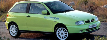 SEAT Ibiza GTI 2.0 16V CUPRA, así era el primer CUPRA de la historia