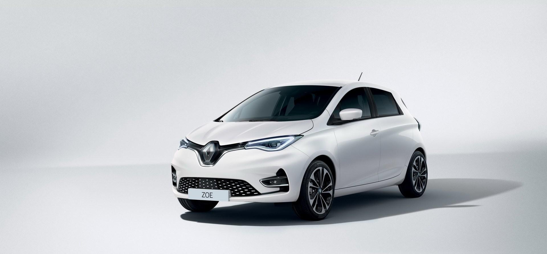 Foto de Renault Zoe 2020 (8/23)