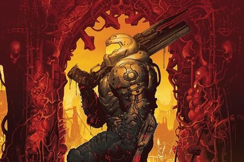 BATTLEMODE es el único multijugador de DOOM Eternal, pero es tan bruto como su campaña